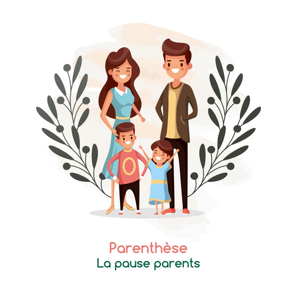 illustration home pause parents psy anne pioz